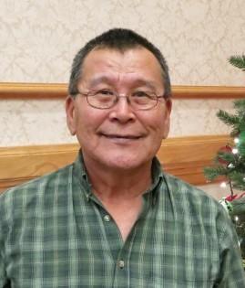 Moses Toyukak Sr., QWC Representative = Manokotak